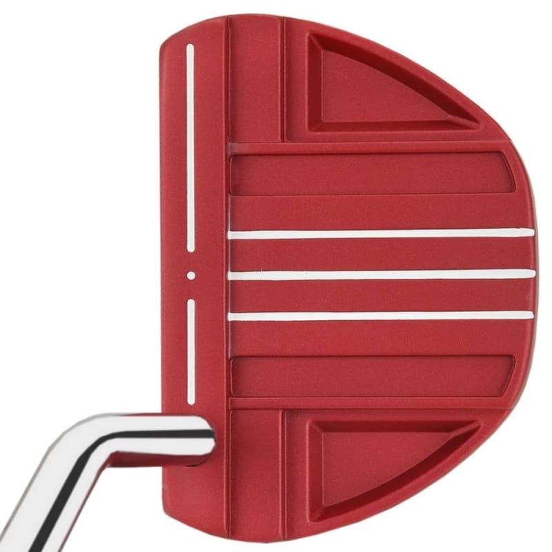 Ram Golf Laser Red Milled Face Mallet Putter #1