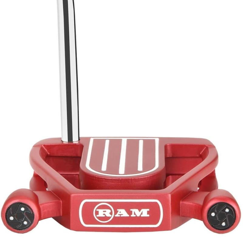 Ram Golf Laser Model 1 Putter with Advanced Perimeter Weighting #1