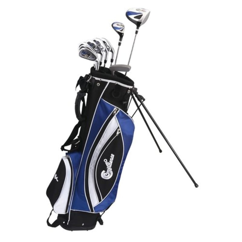 "Confidence Power II Hybrid Golf Clubs Set 1"" Short"