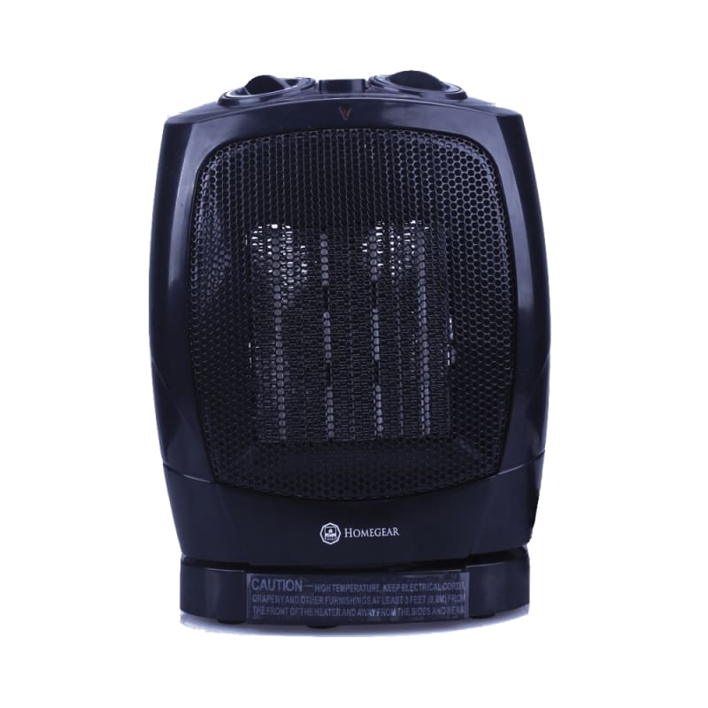 Homegear 1500W Portable Ceramic Space Heater #