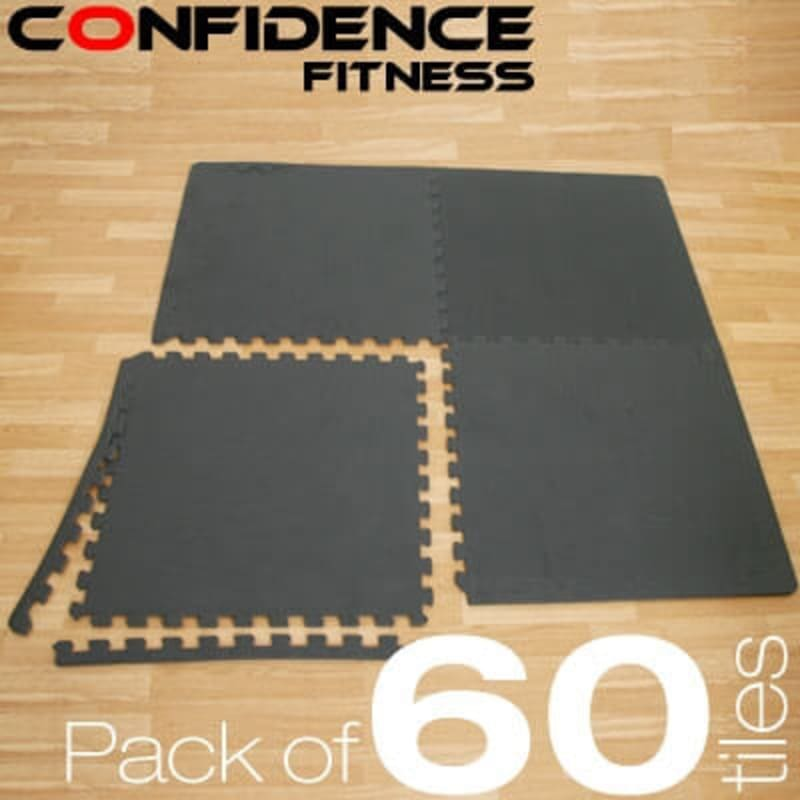Confidence EVA Floor Mat / Guards V2 - 60 Tiles