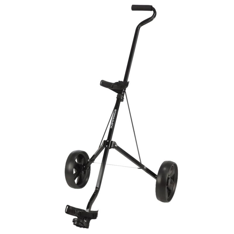Stowamatic 2 Wheel Folding Pull Golf Cart #
