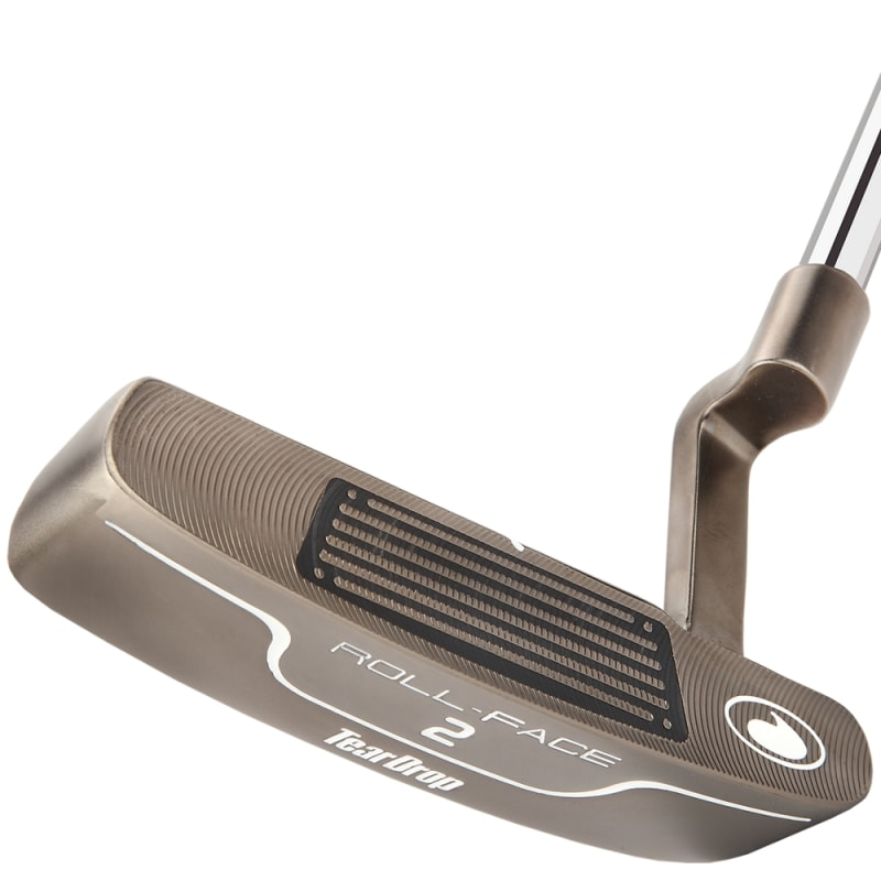 TearDrop Golf Roll-Face 2 Putter