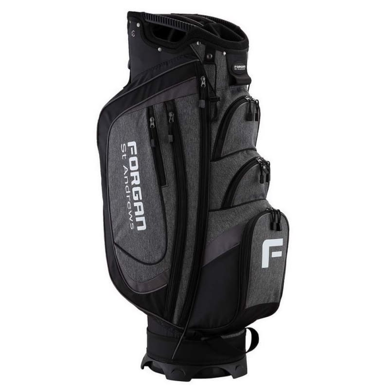 OPEN BOX The Country Club by Forgan of St Andrews Deluxe Cart Bag with 14 Dividers #