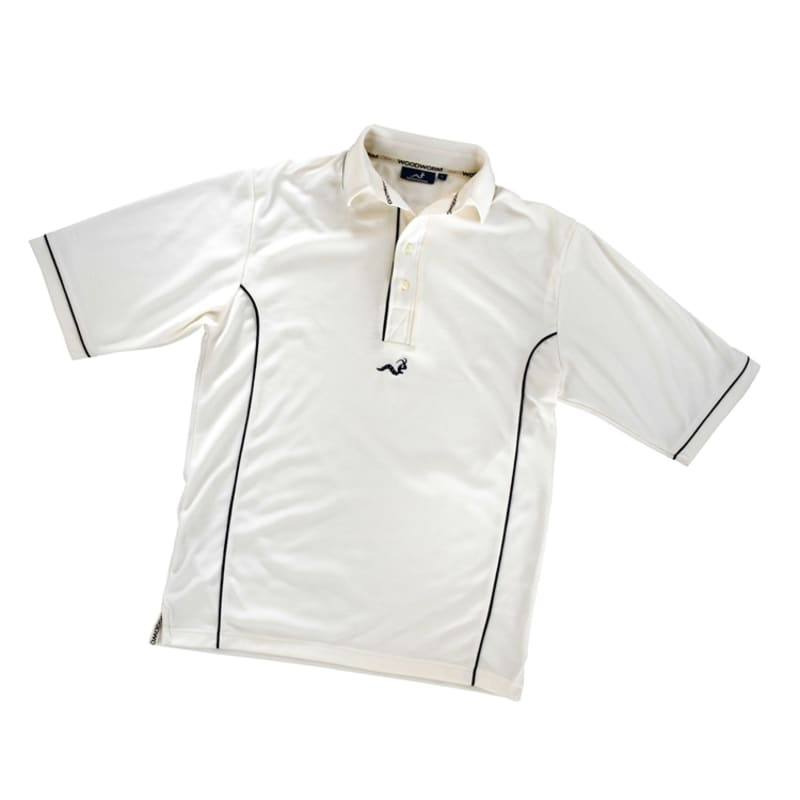 Woodworm Performance 3/4 Sleeve Cricket Shirt