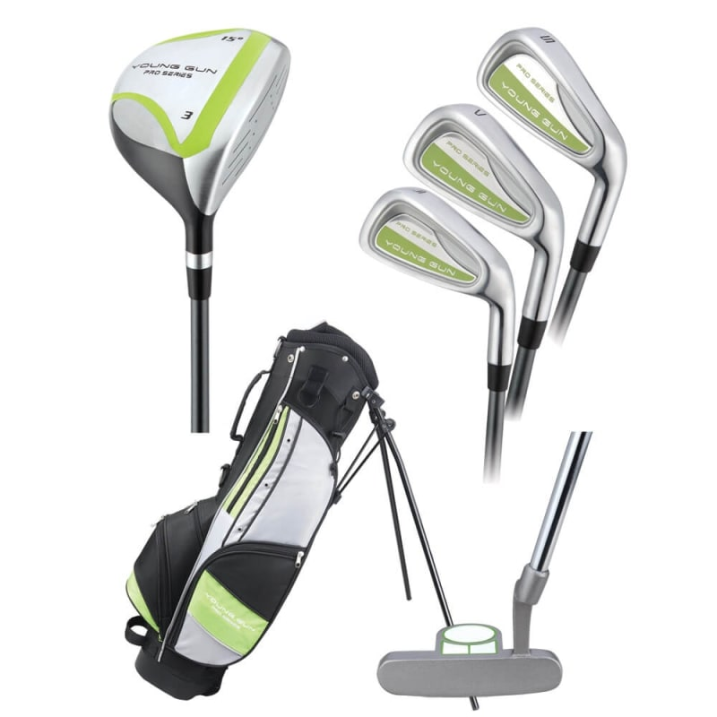 Young Gun Pro Series Package Set -LEFTY