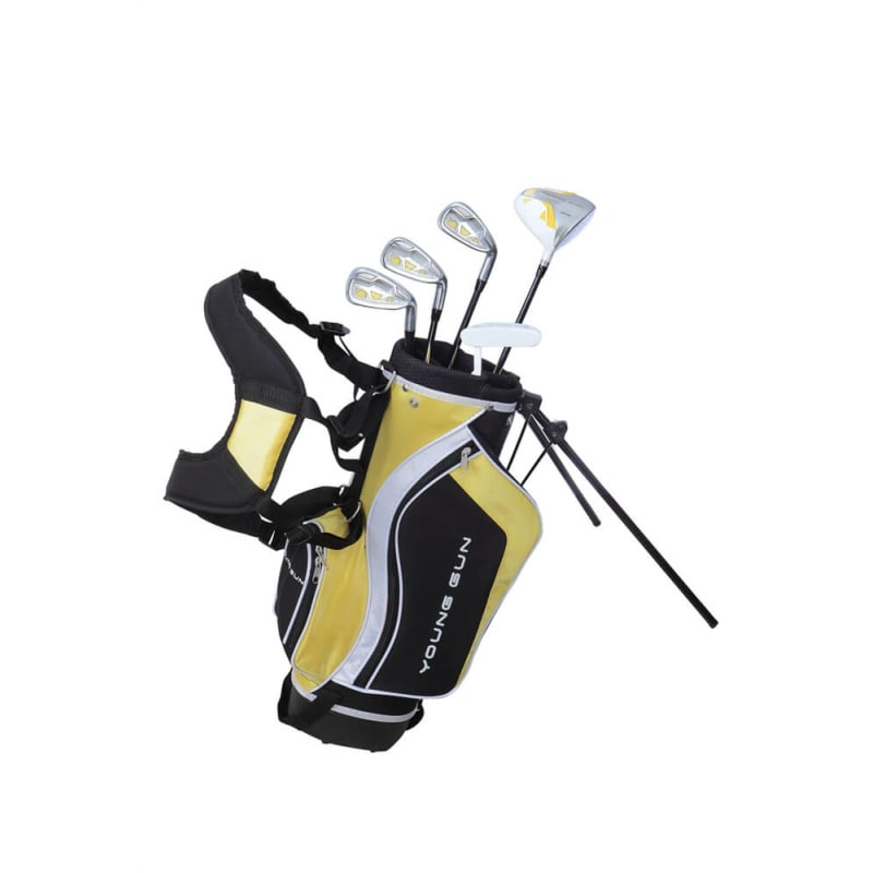 Young Gun SGS V.2 Junior Golf Package Set