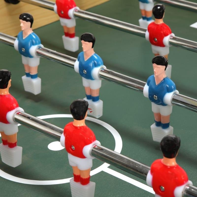 ZAAP 4 Foot Foosball Table Soccer Football Table #3