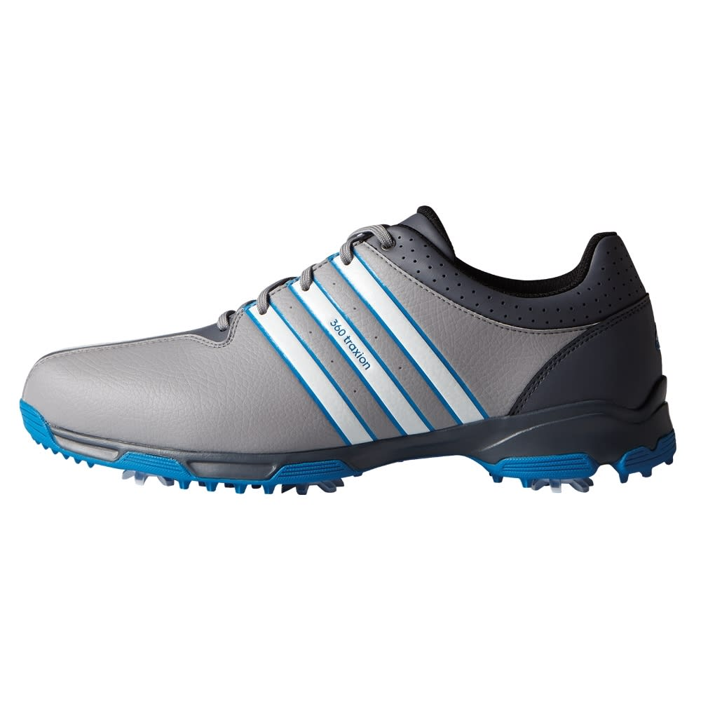 sports shoes 4f9b7 17274 Adidas 360 Traxion WD Golf Shoes Onix  White