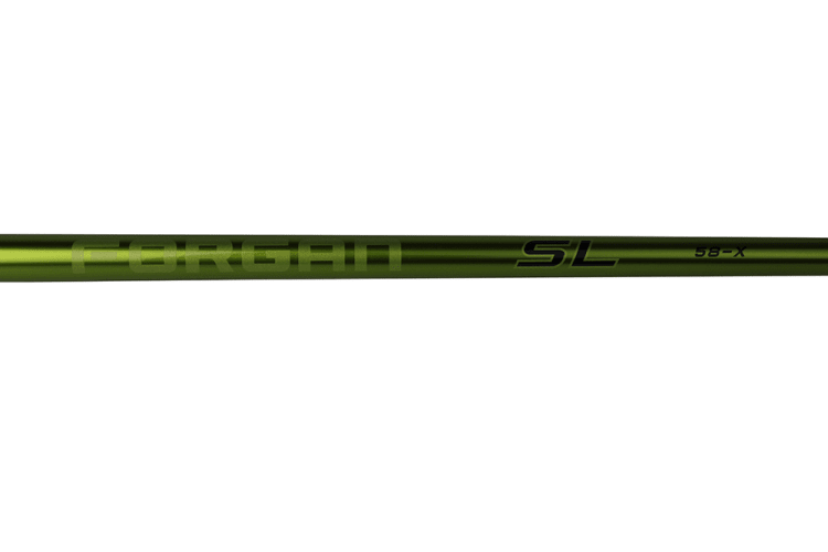 Forgan 58g Graphite Wood Shaft X FLEX