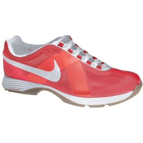 Nike Lunar Summer Lite Ladies Golf Shoes Sunbrust Pink/White