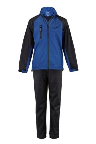 Woodworm Golf V2 Mens Waterproof Suit Blue
