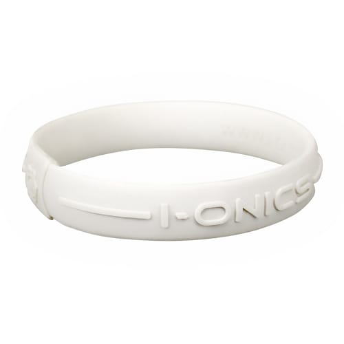I-ONICS Power Sport Band All White