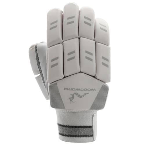 Woodworm Cricket Wand Premier Quality Batting Gloves, Boys Right Hand