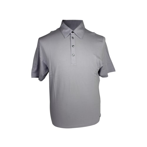Ashworth Mens Plain Polo Shirt