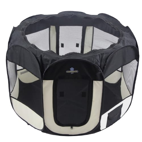 Confidence Pet Soft Fabric Playpen - XL