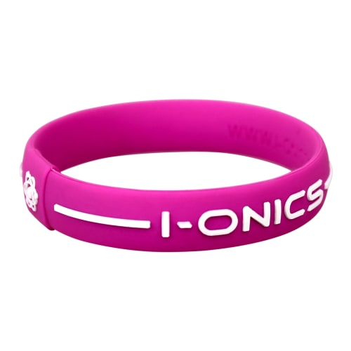 I-ONICS Power Sport Magnetic Band Pink