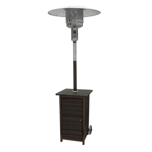 Palm Springs Rattan Wicker Patio Heater