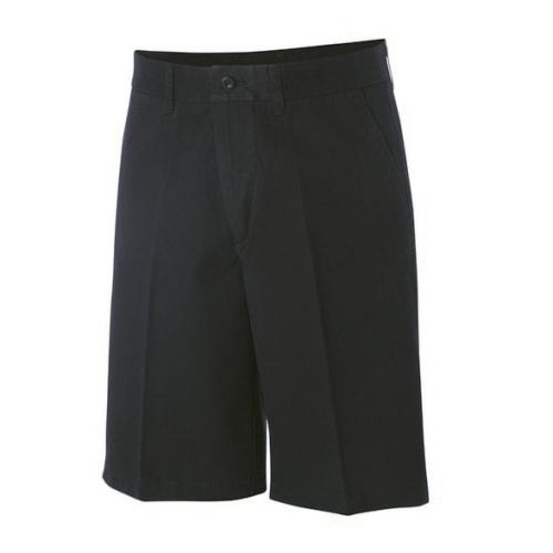 Ashworth Mens Flat Front Twill Shorts