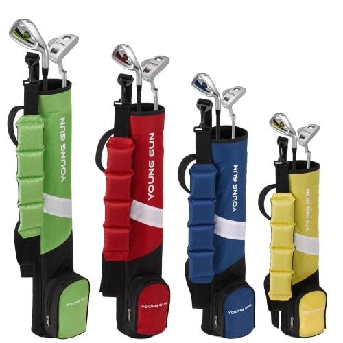 OPEN BOX Young Gun ZAAP Junior Birdie Golf Set - Right Hand