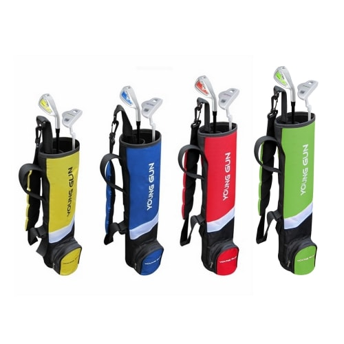 Young Gun SGS Junior Birdie Golf Set - Right Hand