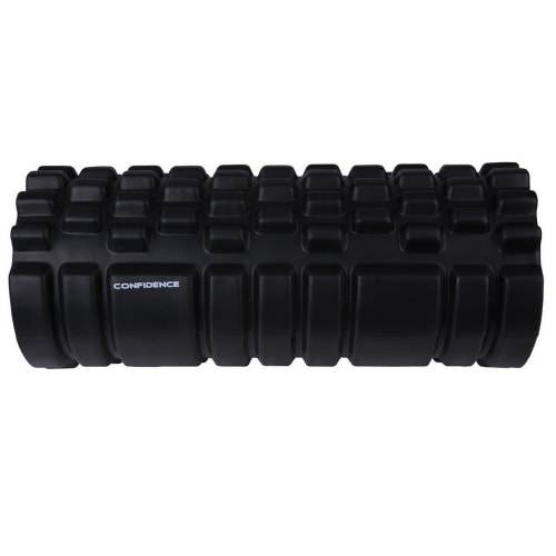 Confidence Fitness Vibrating Foam Roller Massager, Rechargeable