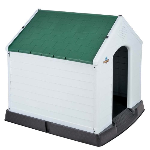 Confidence Pet Large Waterproof Plastic Dog Kennel