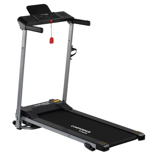 Confidence Fitness Ultra Pro Treadmill Electric Motorised Running Machine