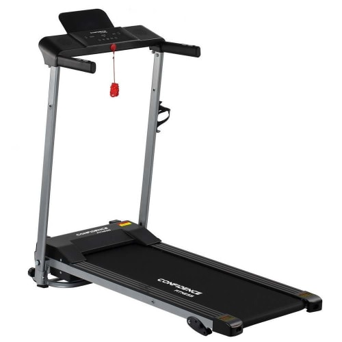Confidence Fitness Ultra 200 Treadmill Electric Motorised Running Machine