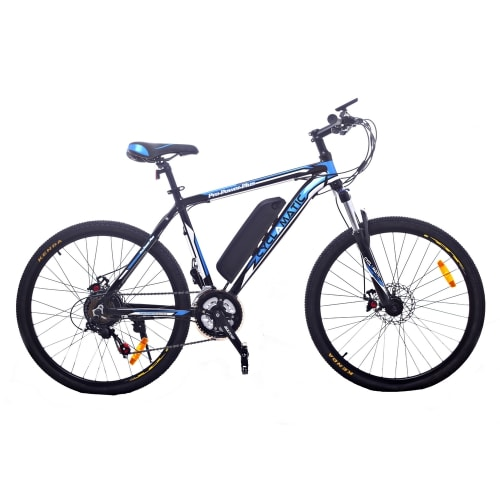 OPEN BOX Cyclamatic CX3 Pro Power Plus Alloy Frame eBike Black/Blue