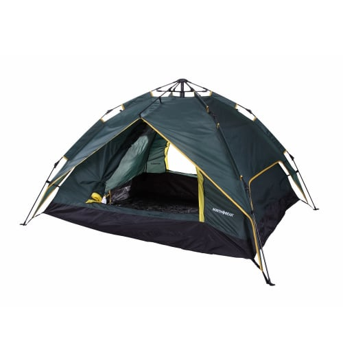 North Gear Double Layer 3 Person Instant Tent