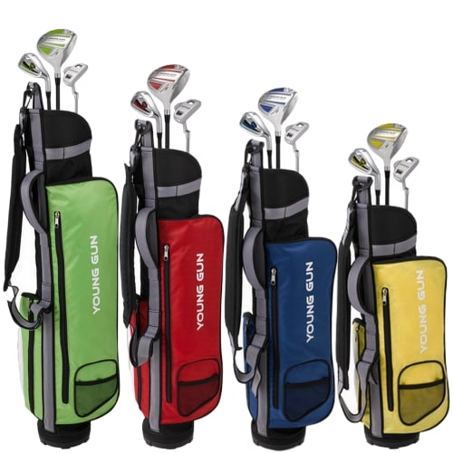 Young Gun ZAAP Junior Eagle Golf Set
