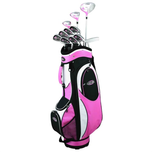 GolfGirl FWS2 Golf Package Set