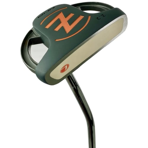 """Lind Golf Z2 Wing Back Putter, Right Hand, 35"""""""