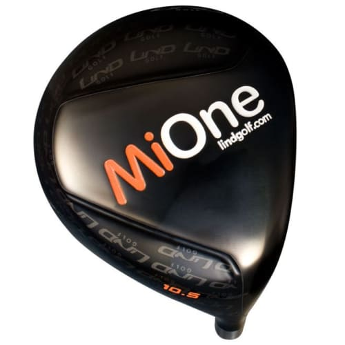 Lind Golf MiOne 460cc Titanium Driver, Left Hand