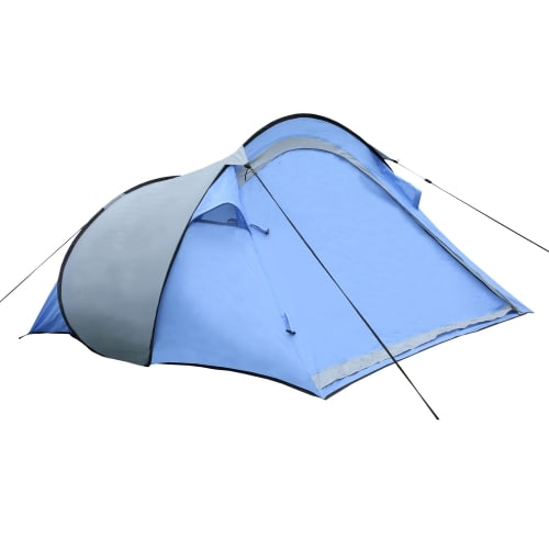 North Gear Compact 2 Person Instant Pop Up Tent