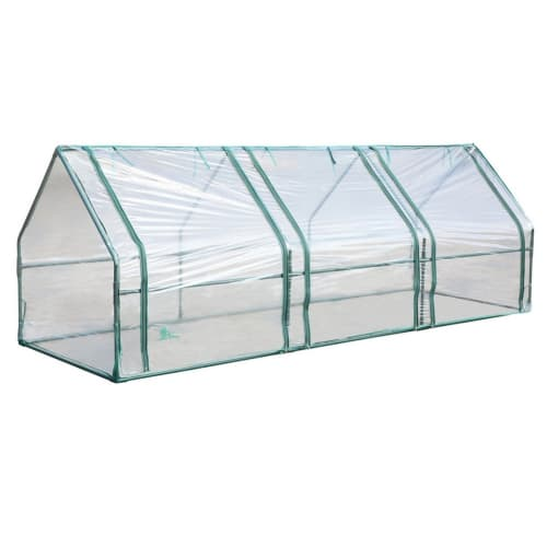 "Palm Springs Gardening Cloche Greenhouse (95"" x 36"" x 36"")"