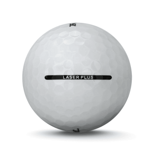 36 RAM Golf Laser Spin Golf Balls - Whit