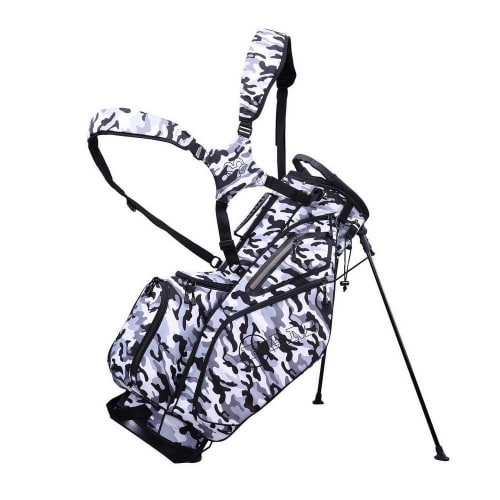 Ram Golf Premium Tour Stand/Carry Bag Camo