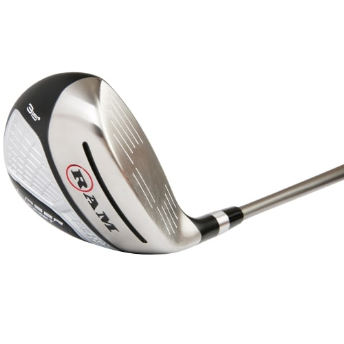 Ram Golf Laser Anti-Slice Offset Fairway Wood, Mens Right Hand