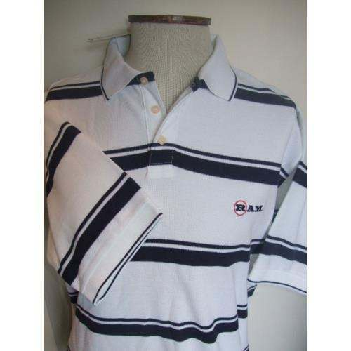 RAM Lewis Performance Golf Polo Shirt Medium