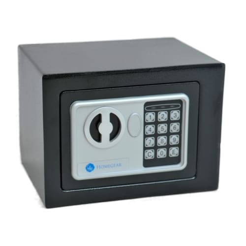 OPEN BOX Homegear Small Electronic Safe