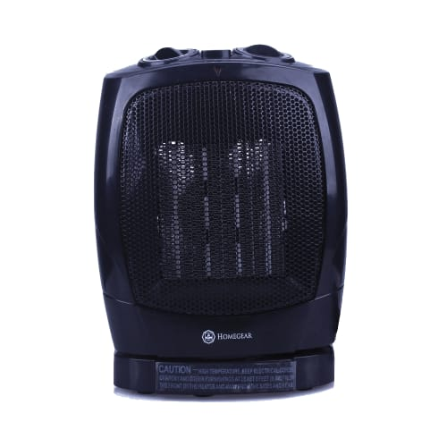 Homegear 1500W Portable Ceramic Space Heater