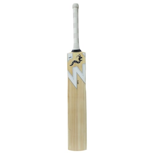 Woodworm Cricket Wand Flame Junior Cricket Bat, Size 2