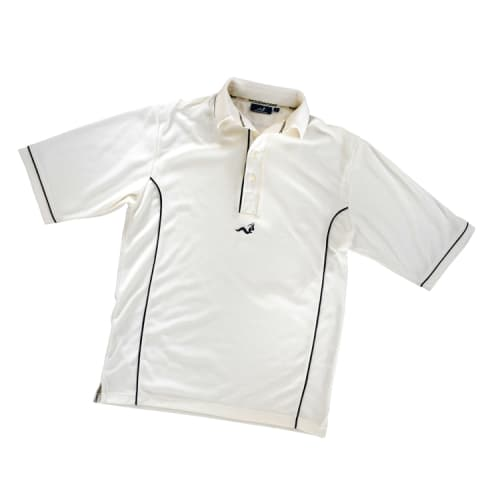 Woodworm Performance 3/4 Sleeve Cricket Shirt