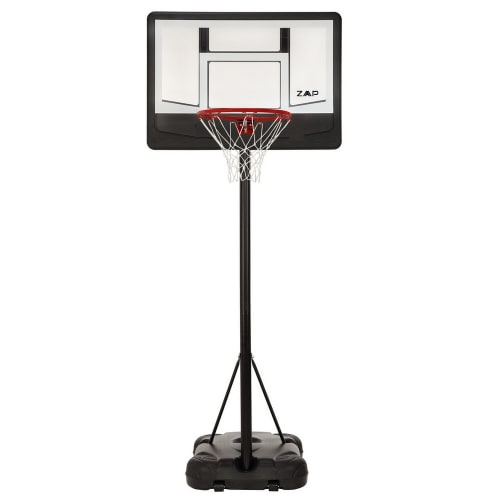 ZAAP Junior Kids Deluxe Adjustable Height Basketball Hoop System