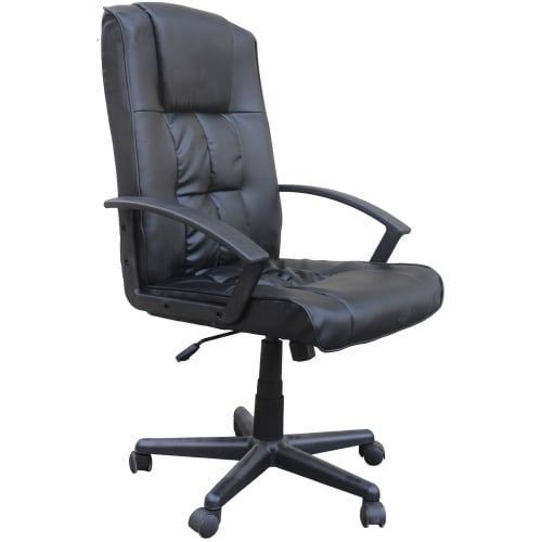 Homegear Deluxe Wheeled Home Office Chair
