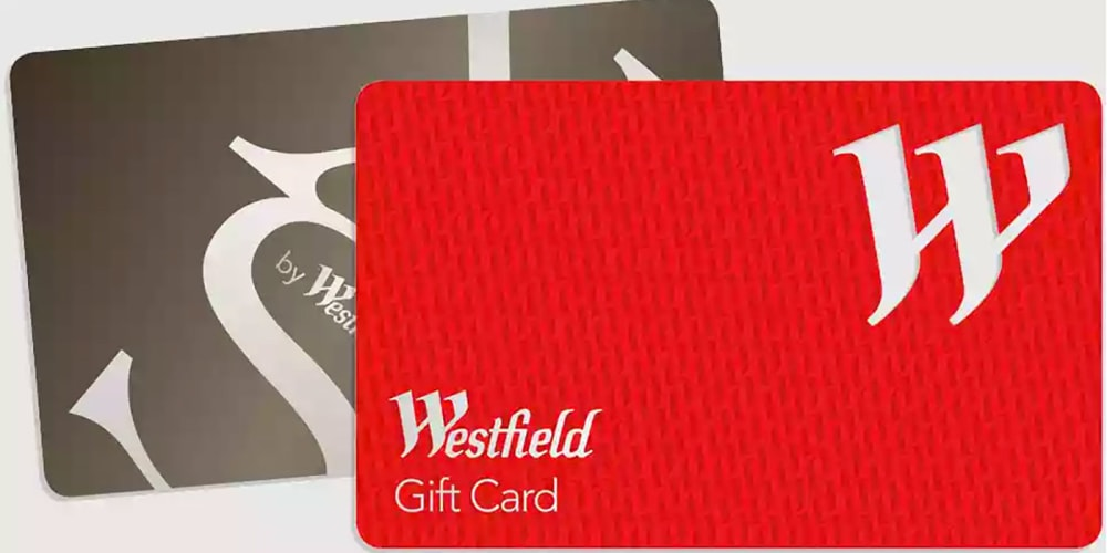 Buy at Westfield Payment by cash, debit or credit card is accepted. Whichever method of payment you choose, you can pick up your cards in centre at a time that suits you.
