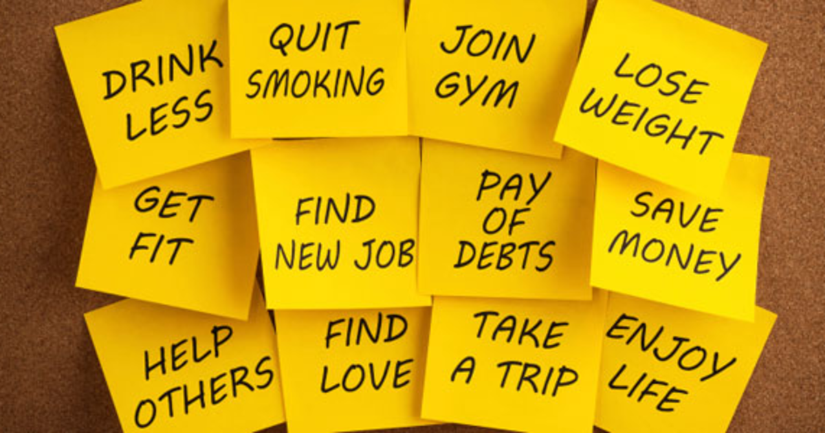 New Year's Resolution Solutions - Sharecare