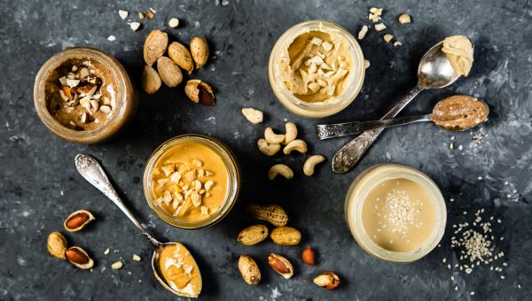 Load up your cart with nut butters